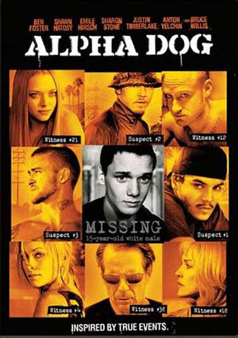 Alpha Dog (Widescreen Edition) (2007) DVD Movie