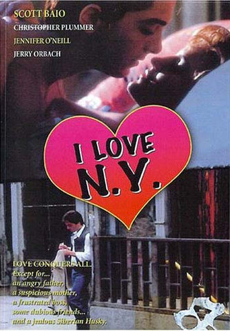 I Love N.Y. DVD Movie