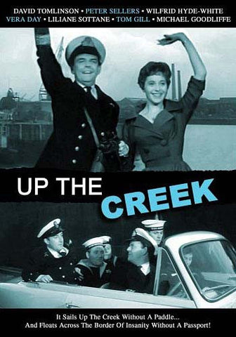 Up the Creek DVD Movie