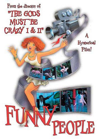 Funny People (Jamie Uys) DVD Movie