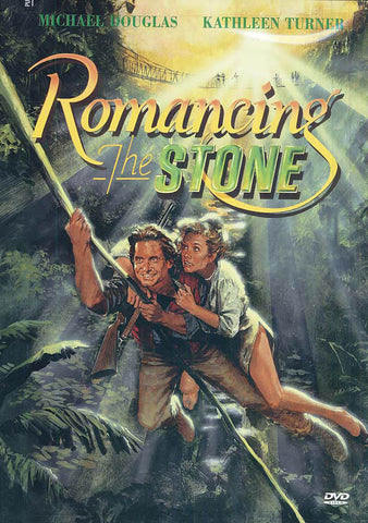 Romancing the Stone DVD Movie