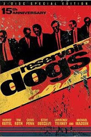 Reservoir Dogs (15th Anniversary special edition) DVD Movie