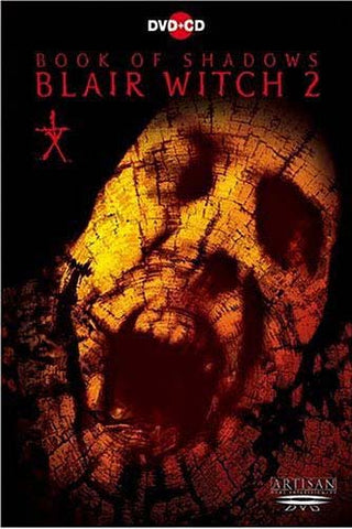 Book of Shadows - Blair Witch 2 DVD Movie
