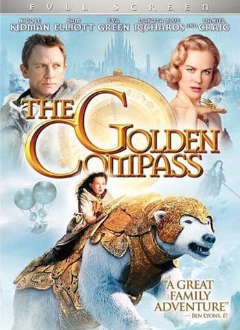 The Golden Compass (Full-Screen Single-Disc Edition) (Bilingual) DVD Movie