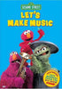 Let's Make Music - (Sesame Street) DVD Movie