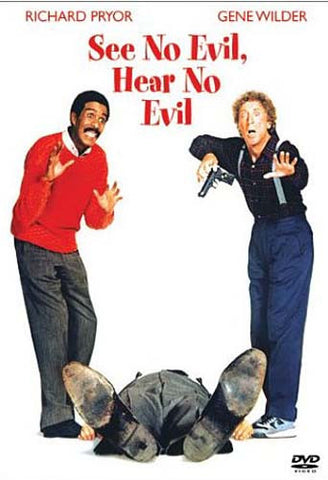 See No Evil, Hear No Evil DVD Movie