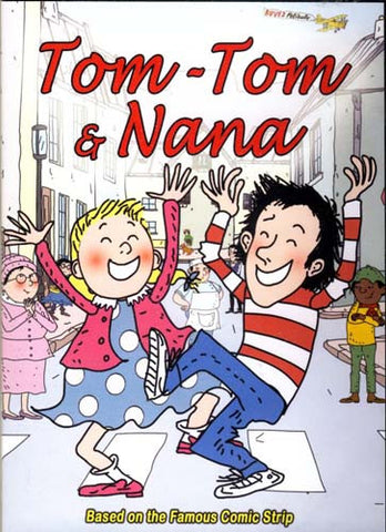 Tom - Tom and Nana (English Cover) DVD Movie