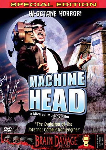 Machine Head DVD Movie