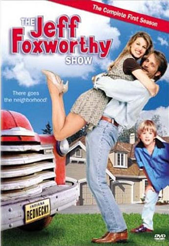 The Jeff Foxworthy Show - The Complete First Season DVD Movie