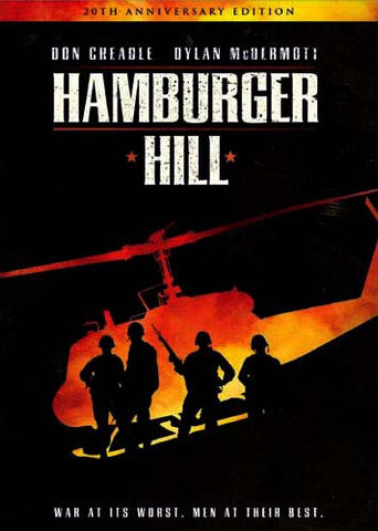 Hamburger Hill (20th Anniversary Edition) DVD Movie