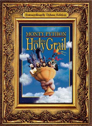 Monty Python and the Holy Grail (Extraordinarily Deluxe Three-Disc Edition) DVD Movie