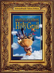 Monty Python and the Holy Grail (Extraordinarily Deluxe Three-Disc Edition)