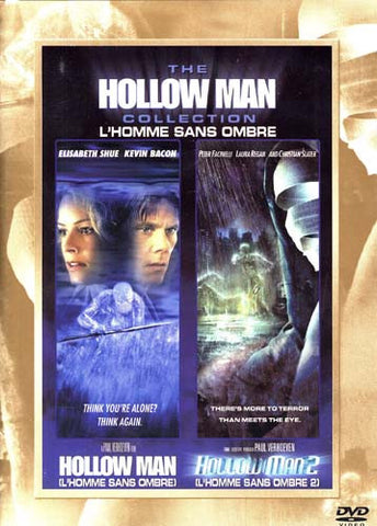 The Hollow Man Collection (Hollow Man/Hollow Man 2) (Bilingual) DVD Movie