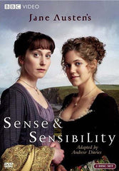 Sense & Sensibility (with Miss Austen Regrets) (BBC TV 2008) (Boxset)