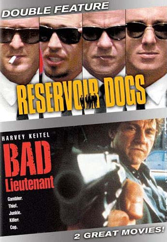 Reservoir Dogs/Bad Lieutenant (Double Feature) (MAPLE) DVD Movie