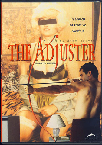 The Adjuster (Bilingual) DVD Movie