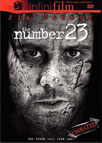 The Number 23 (Unrated Infinifilm Edition) DVD Movie