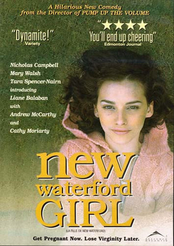 New Waterford Girl DVD Movie