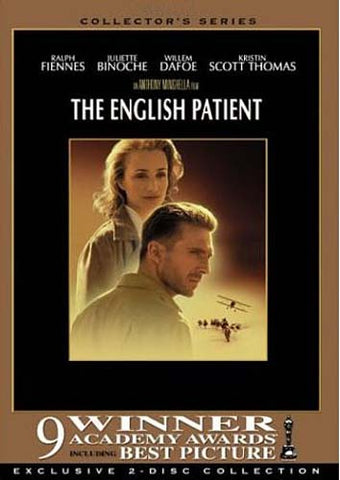 The English Patient - Collector's Series (Exclusive 2 - Disc Collection) DVD Movie