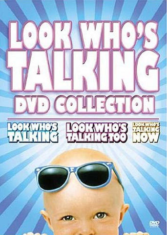 Look Who's Talking Collection (Boxset) DVD Movie