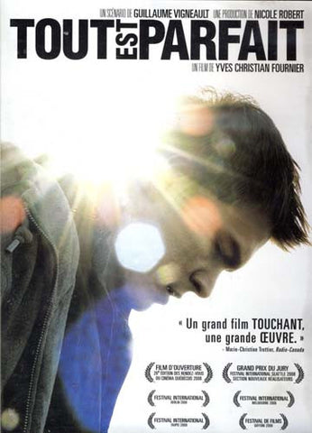 Everything is Fine/Tout est parfait DVD Movie