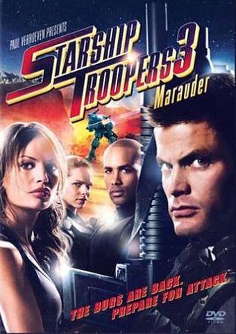 Starship Troopers 3 - Marauder DVD Movie