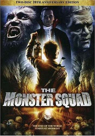 The Monster Squad (Two-Disc 20th Anniversary Edition) DVD Movie