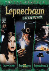 Leprechaun Triple Feature (Keepcase)