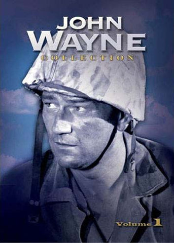 John Wayne Collection - Vol. 1 (Boxset) DVD Movie