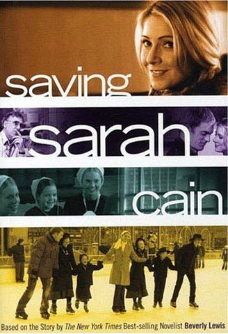 Saving Sarah Cain DVD Movie