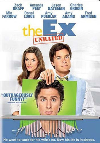 The Ex (Unrated Widescreen Edition) DVD Movie