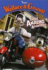 Wallace and Gromit - Three Amazing Adventures