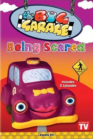 Big Garage - Being Scared DVD Movie