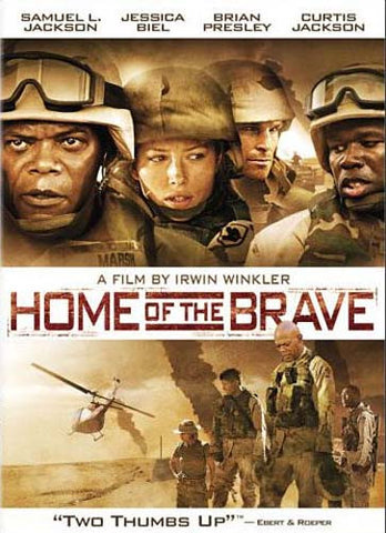 Home of the Brave (MGM) (Bilingual) DVD Movie