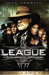 The League of Extraordinary Gentlemen (Full Screen Edition) (Bilingual)