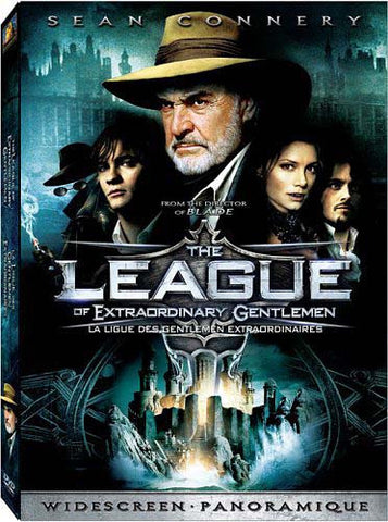 The League of Extraordinary Gentlemen (Bilingual) (WideScreen Edition) DVD Movie