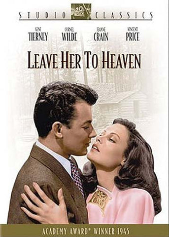 Leave Her to Heaven DVD Movie