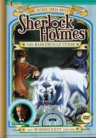 Sherlock Holmes - The Baskerville Curse DVD Movie