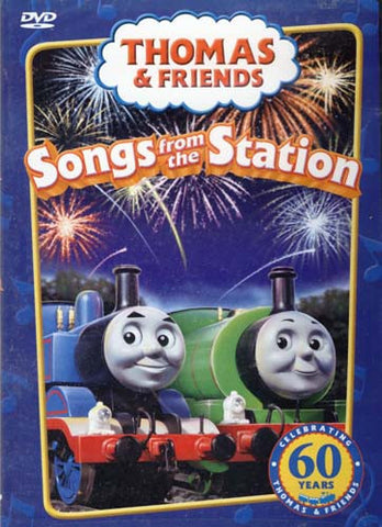 Thomas and Friends - Songs From the Station DVD Movie