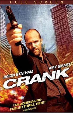 Crank (Full Screen Edition) (LG) DVD Movie
