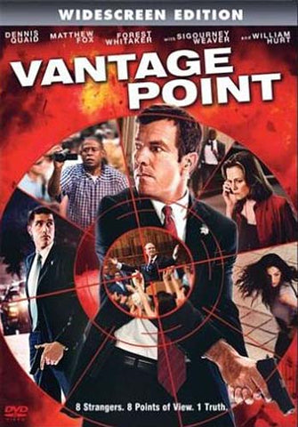 Vantage Point (Widescreen) (Single-Disc Edition) DVD Movie