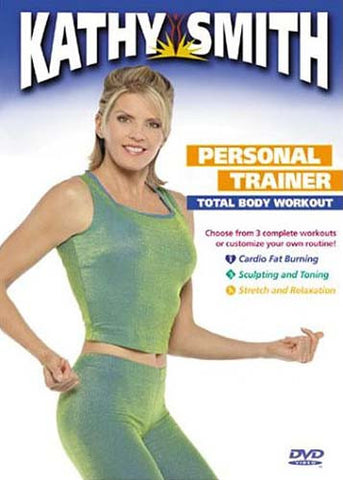 Kathy Smith - Personal Trainer - Total Body Workout DVD Movie