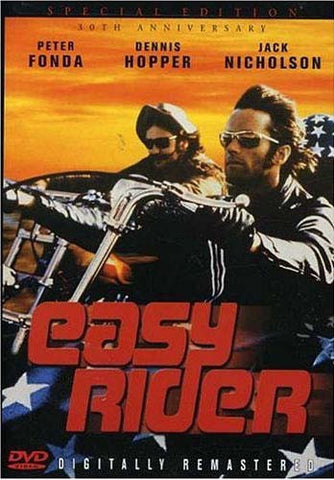 Easy Rider (30th Anniversary Special Edition) DVD Movie