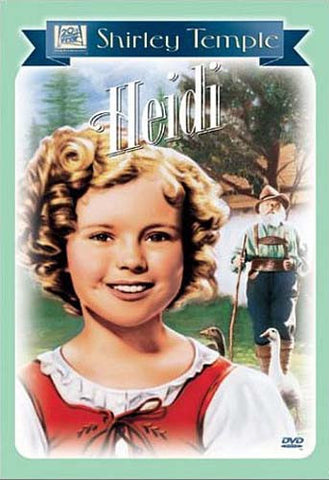 Heidi (Shirley Temple) DVD Movie