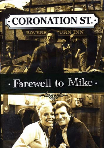 Coronation St.- Farewell to Mike DVD Movie