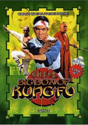 Big Box of Kung Fu - Vol. 3 (Boxset) DVD Movie
