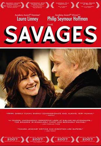 The Savages DVD Movie