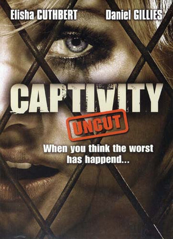 Captivity (UnCut- Widescreen Edition) DVD Movie