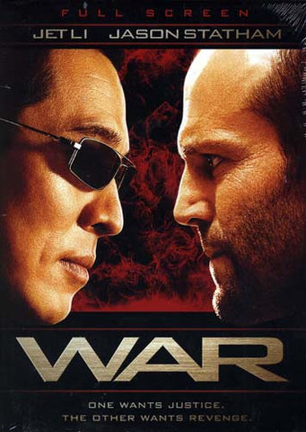 War (Jet Li) (Fullscreen Edition) DVD Movie