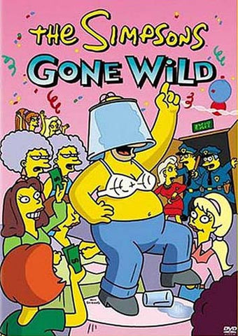 The Simpsons - Gone Wild DVD Movie